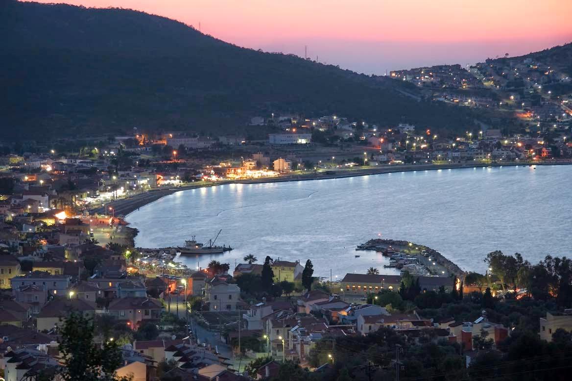 Foça Gezi Rehberi