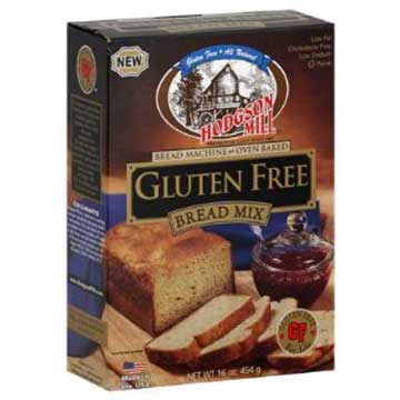Everyday Finesse: A good gluten-free bread mix