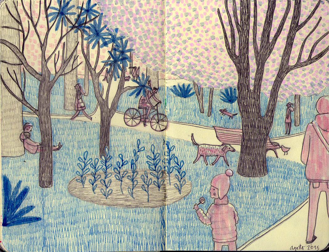 Dibujos De Mi Libreta