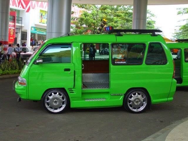 Foto modifikasi mobil pick up ceper mega carry 1 5 grand ...