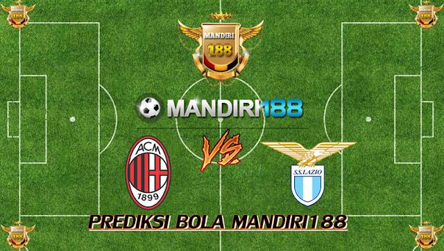 AGEN BOLA - Prediksi AC Milan vs Lazio 29 Januari 2018