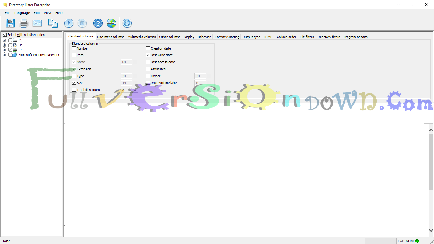 Directory Lister Pro Enterprise Latest Full