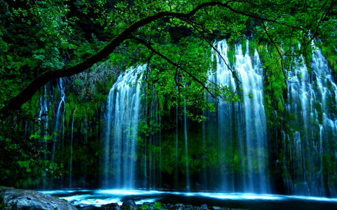 Animated Wallpaper And Desktop Backgrounds Waterfalls Hd
