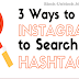 How to Search Hashtags on Instagram