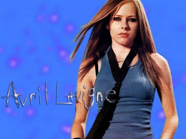 Avril Lavigne Biography and Photos