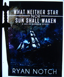 Portada del libro What Neither Star nor Sun Shall Waken, de Ryan Notch