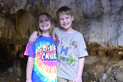 Bridal Cave, Thunder Mountain Park, family fun, Lake of the Ozarks