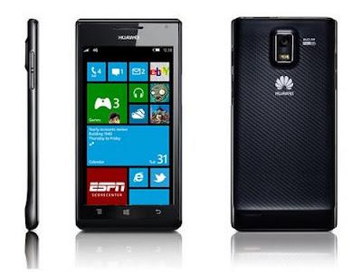 Huawei Ascend W1 Harga Spesifikasi Terbaru, Smartphone Dengan Windows 8