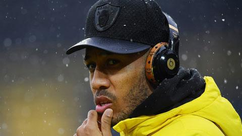 Aubameyang rời Dortmund, chuẩn bị cập bến Arsenal