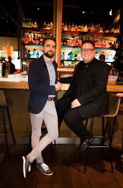 Tim Ziegler und Markus Mensch