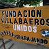 Presentan Fundacion Villabaeros Unidos en la Iglesia.