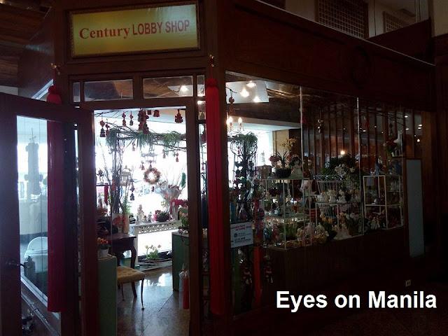 Century Park Hotel Manila: The Lobby Shop