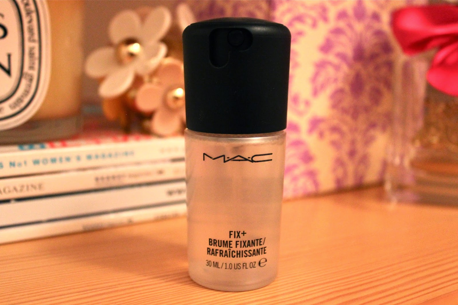MAC Fix + Spray plus review girl culture