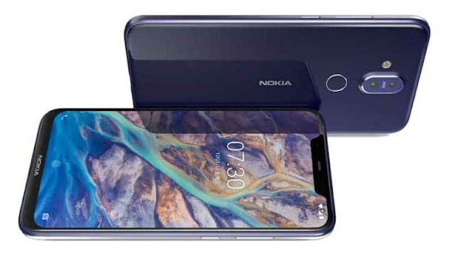 Nokia-x7 launched price specifications features