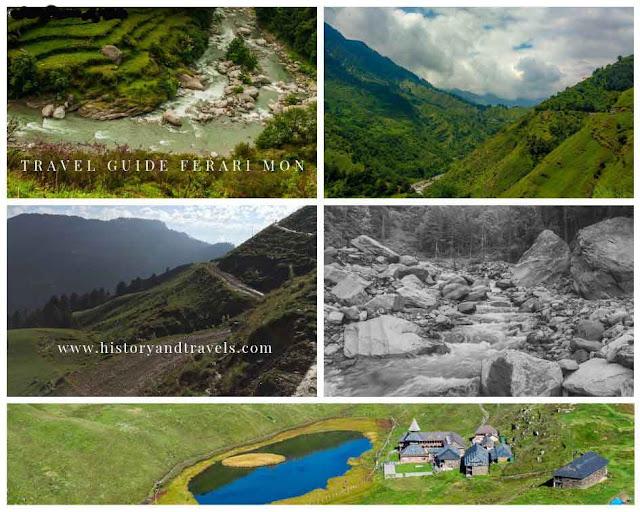 Barot in Himachal Pradesh