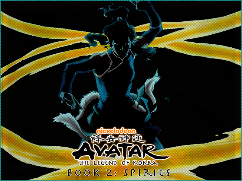 Avatar la leyenda de korra libro 02 - Espíritus