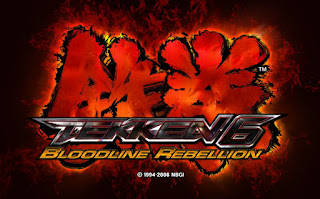 Tekken 6: Bloodline Rebellion PPSSPP Highly Compresed cso