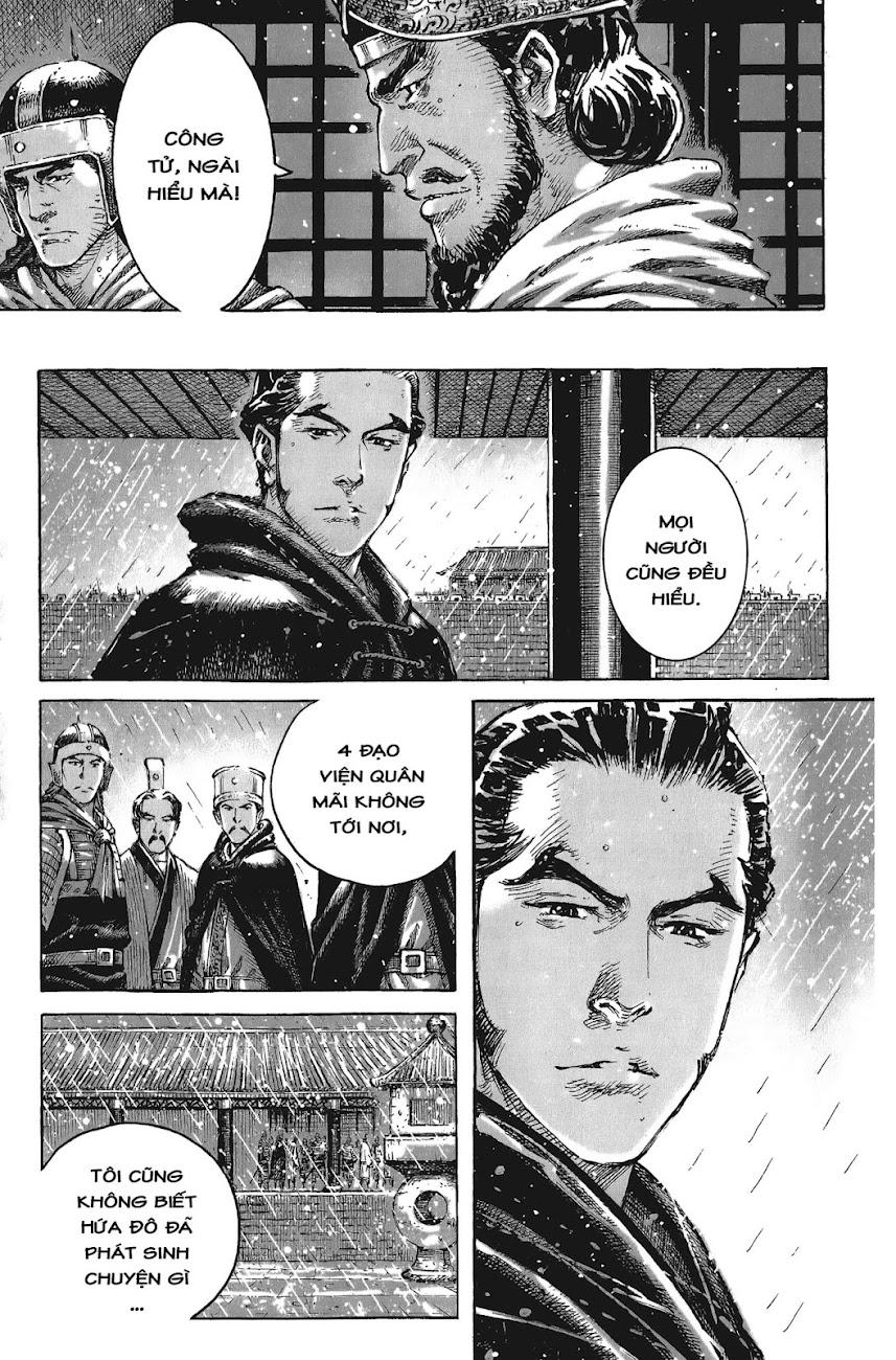 Hỏa phụng liêu nguyên Chương 438: Một câu thực lòng [Remake] trang 13