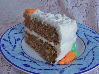 carrot cake easter dessert