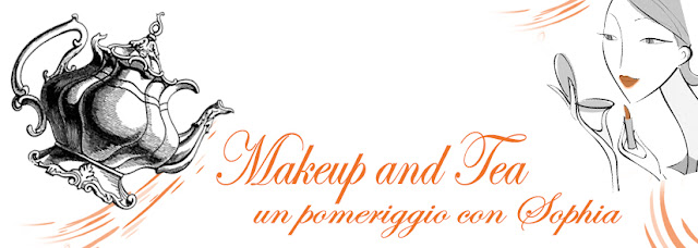 makeup and tea - logo