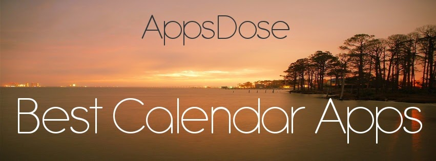 Best Calendar Apps for iPhone and iPad on AppsDose