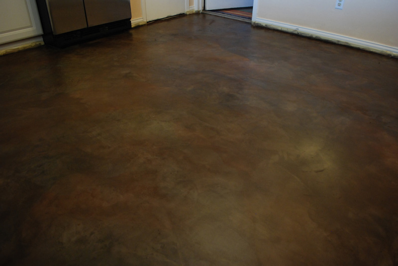 Starcat70 Our Floor Fix Acrylic Concrete Stain