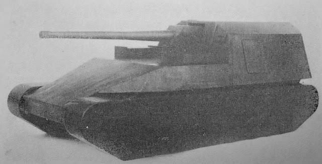 Experimental_Type_5_gun_tank_Ho-Ri_mock-