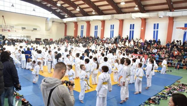 Γιάννενα: Το Σάββατο στο Καλπάκι το Πανελλήνιο Πρωτάθλημα Τζούντο