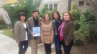 Sernam y Colegio de Periodistas de Atacama estrechan lazos para trabajo en conjunto