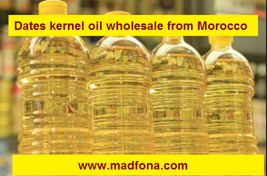 Dates kernel oil wholesale from Morocco