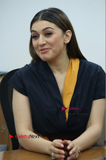 Actress Hansika Motwani Latest Pos at Bogan Movie Press Meet  0017.jpg