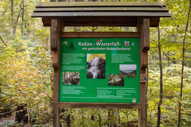 Drei-Täler-Tour  Themenwanderweg Bad Harzburg  Wandern im Harz  Baumwipfelpfad - Radauwasserfall - Eckertalsperre 07