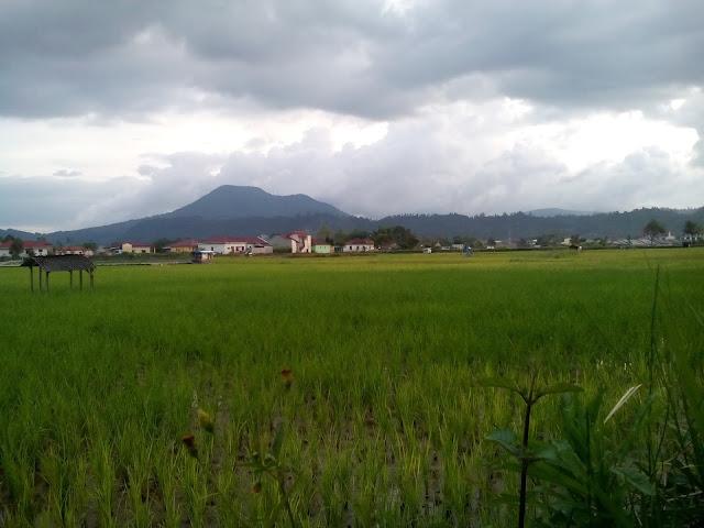 Alam Tarutung Sumatera Utara