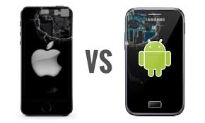 android and ios phone