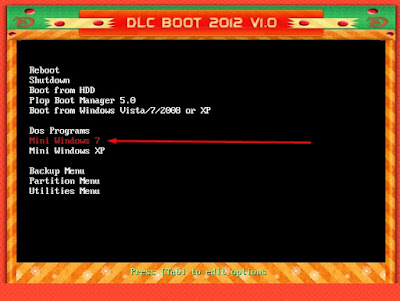 Download Mini Windows 7, Sistem Operasi Darurat Untuk Backup Data
