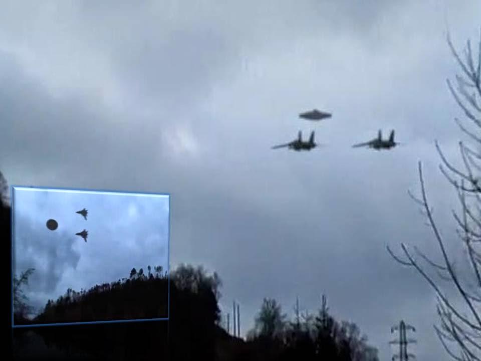 UFO tại thành phố Mêhico