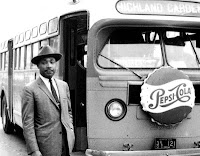 Martin Luther King Montgomery Bus Boycott