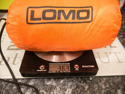 Lomo Emergency Shelter Review