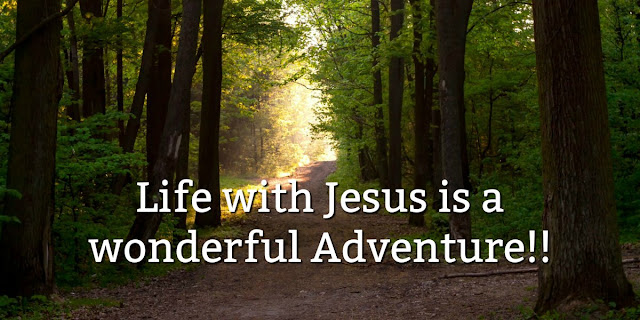 5 Elements of Our Adventure With Christ