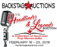 The Headliners and Legends Auction