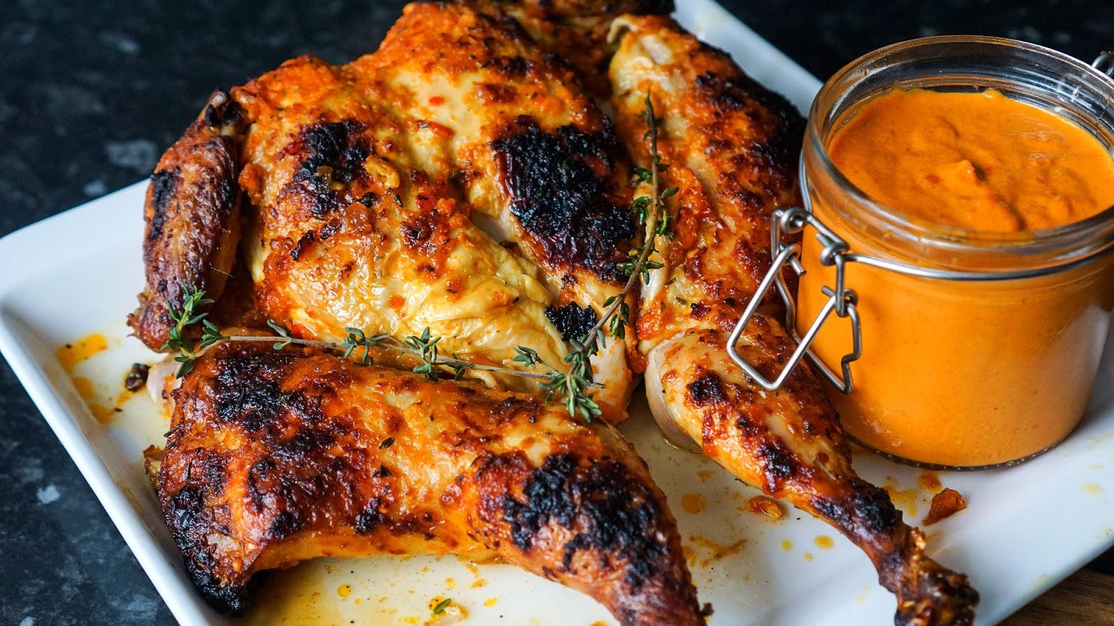 Nandos Peri Peri Chicken Recipe | Copycat Recipe