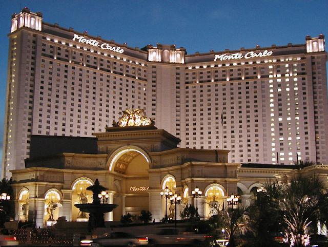 Hotel Monte Carlo em Las Vegas