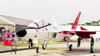 Mitshubishi F-3
