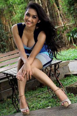 Ririn Setyarini artis k pop ter seksi