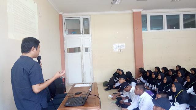 Sosialisasi Visi Misi dan Tujuan Tadris Biologi Kepada Mahasiswa Baru Jurusan Tadris Biologi