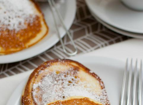 Śniadaniowo mi #17: Cytrynowe pancakes