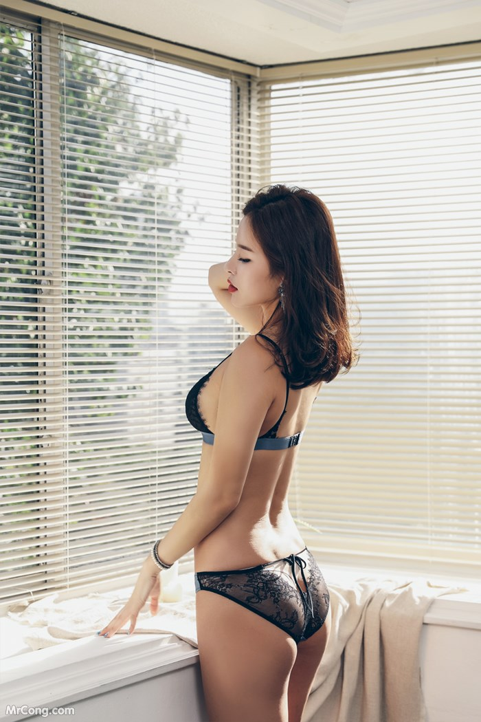 Image Korean-Model-Kwon-Soo-Jung-MrCong.com-013 in post Người đẹp Kwon Soo Jung trong bộ ảnh nội y tháng 10/2017 (195 ảnh)