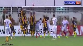 The Strongest vs Santos FC en Copa  Libertoadores 2017