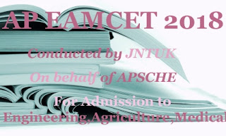 EAMCET 2018: Notification, Exam date, Online application form, Eligibility, Important dates, Fee, Exam pattern, Syllabus