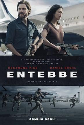 Sete Dias em Entebbe 2018 - Dublado